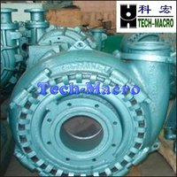 Mud and sand dredge pump with diesel engine used in suction gold dredging dredger