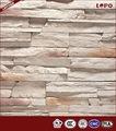 Piedra Fabricado con paneles de chapa Falsa piedra hechas por cemento y arcilla