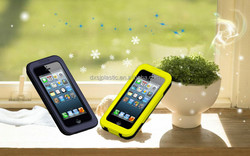 Latest waterproof phone case for iphone 6 4s 4c 5s 5c