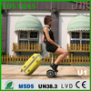 New arrival !!! Fosjoas U1 two wheels standing up and seatable electric scooter for dailiy commuting