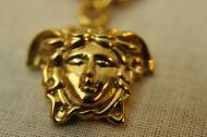 Medusa Head pendant