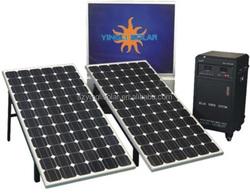 Green Energy Saving Portable Solar Power System for home