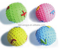 basket ball pet toys, soccer ball toy for dog, rubber ball toy