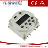 YX804 Yoshine Brand AC/DC Digital Switching Timer 12V