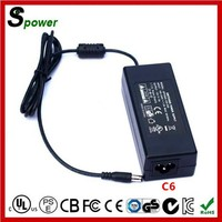 SAA UL GS PSE Desktop 12v6a travel adapter 72w mini refregerator adapter