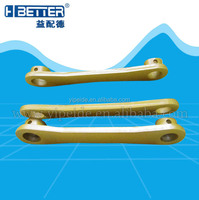 Deawoo excavator H link, CATER/973371/205-70-73130 bucket link for excavator spare parts