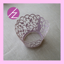 New product 2016 mini cupcake wrappers baby shower decorations DG-18 Haoze Brand