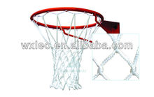 Basketball hoop net