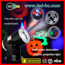 holiday time halloween lights hot led light, halloween projection light