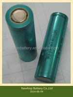 Supply OEM Rechargeable li-polymer power battery 18650 3.2V with lower price and good qualiy