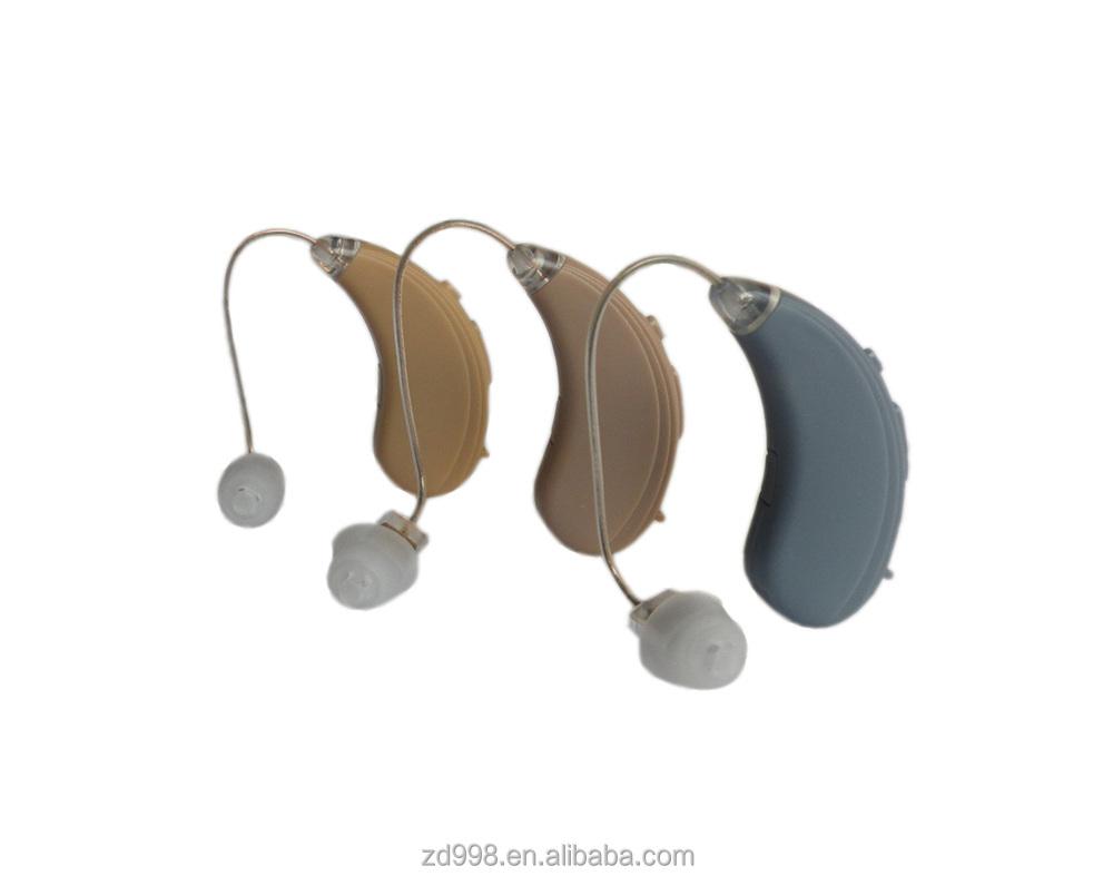 Digital programmable hearing aid