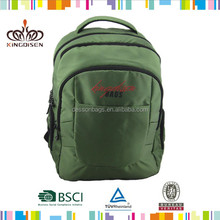 2015 Outdoor products design laptop backpack bag with computer compartment