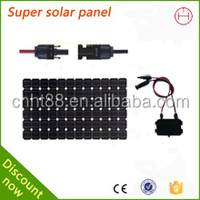 competitive price high effective 300w solar panel with CE and ROHS
