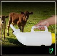 very convenience cattle farm equipment durable plastic low price calf milk feeder