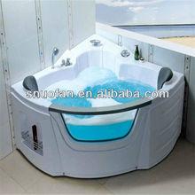 Sexy cheap whirlpool bathtub accessible bath tub with showers