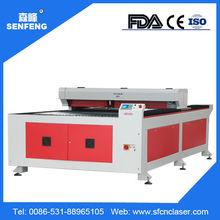 Manufacturer! New flatbed co2 130W 150W metal laser cutter machine price