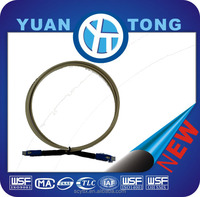 Yuantong fiber optic patchcord pigtail for telecom good price