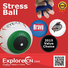 10 Years Production Custom Printed Stress Ball