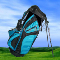 Brand Name Golf Stand Bag with Unique Design