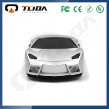 New car shape handy gift 5200mAh usb lithium battery charger