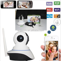 Wireless 720P HD Megapixel IP Camera Outdoor Dome Ip Camera Waterproof Support Two Way Audio Iphone/ipad/android/ PC