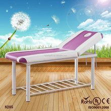 2015 thai massage bed&beauty salon facial bed&spa electric facial bed portable (KZM-8205)
