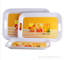 melamine food severing trays