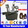 High efficiency Full Automatic adhesive jar capping machine(shanghai manufacturing)