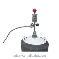 Liquid Nitrogen Withdrawal Pump, Length Adjustable Pump fit YDS series 10L to 35L
