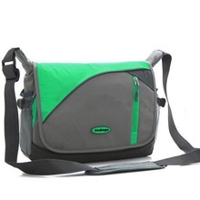 Ripstop Computer Bag With Long Strap Cross Body Shoulder Bags