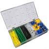 Cable Termination Kits 308pc Assorted UL&CS Cable tie and Cable Termination Kits