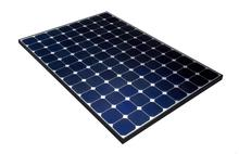 High Efficiency broken solar panel for sale with Sunpower Solar Cells