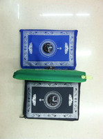islamic portable rinted wholesale prayer mat