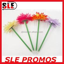 Best sale Plastic Flower Creative Plant Ball Pen