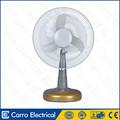 """Bom mercado 16"""" 18"""" 35 watts ac dc powered tabela refrigerador de ar ventilador elétrico de controle de velocidade interruptor do ventilador elétrico"""