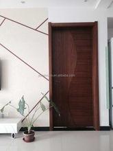 ประตูไม้ที่เป็นของแข็งประตูไม้สักประตูไม้เบิร์ชที่แปลกใหม่