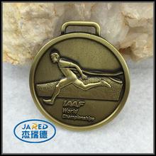 Custom cheap sports world championship finisher award medal