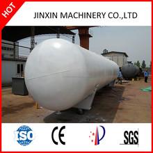 Hot Sale ISO Certificate 30 Cubic Meters LPG Gas Storage Tank