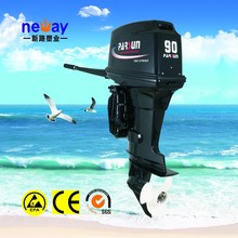 China supplier of 30HP used 4 stroke outboard motors