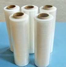2015 the new product of LLDPE stretch film for pallet wrap,Transparent Stretch wrap