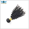 7A grade Human Hair brazilian Deep Curly Virgin Hair Trio Brazilian Deep Curly For Hair Extension