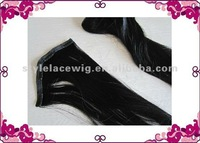 wholesale brazilian clip in hair extensions for black women
