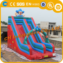 Colorful octopus inflatable slip n slide for adult,large inflatable slide,inflatable slip n slide for adult