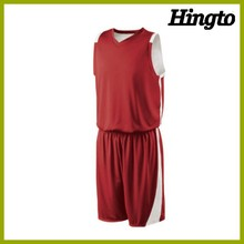 Custom blank latest basketball jersey design