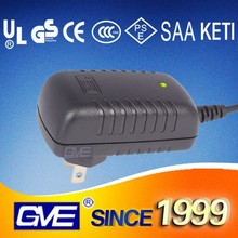 CE approved ul listed 24v universal plug adapter, emergency mobile power supply