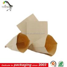 Chicken Packaging/greaseproof paper bag for food/Bread packaging