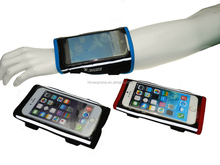 New Wrist Wallet Outdoor Cycling Sports Running Wrist Pouch Mobile Cell Phone Bag MAD-018