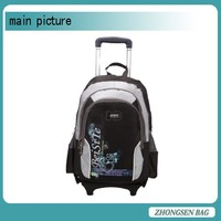 New Design Hot Sale Laptop Backpack High Quality Concise Trolley Laptop Bag