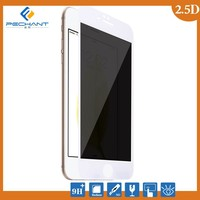 Silk Printing Anti-Peek Peeping Privacy Tempered Glass Screen Protector For iPhone 5