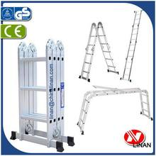 New style new coming 2.3m aluminum easy 8 step ladder